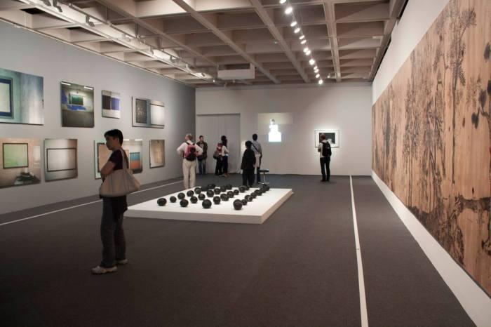 香港當代藝術獎2012入選作品展覽